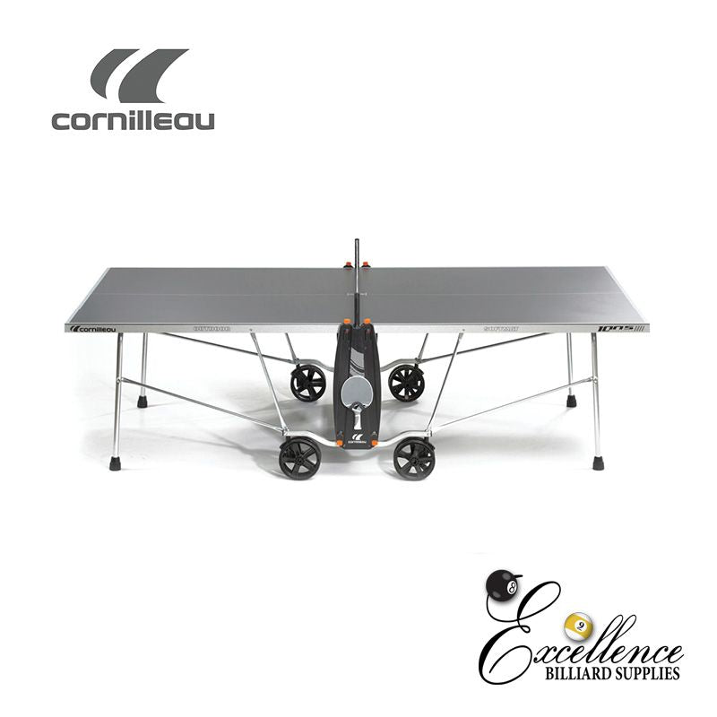 Cornilleau Table Tennis 100S Crossover - Grey