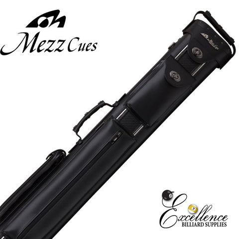 GMC-35 Mezz Cue Case (3 Butts, 5 Shafts)