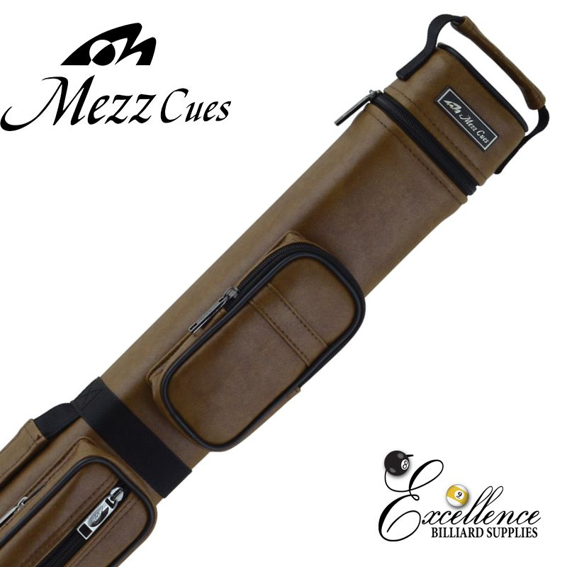 MO-23 Mezz Cue Case (2 Butts, 3 Shafts)