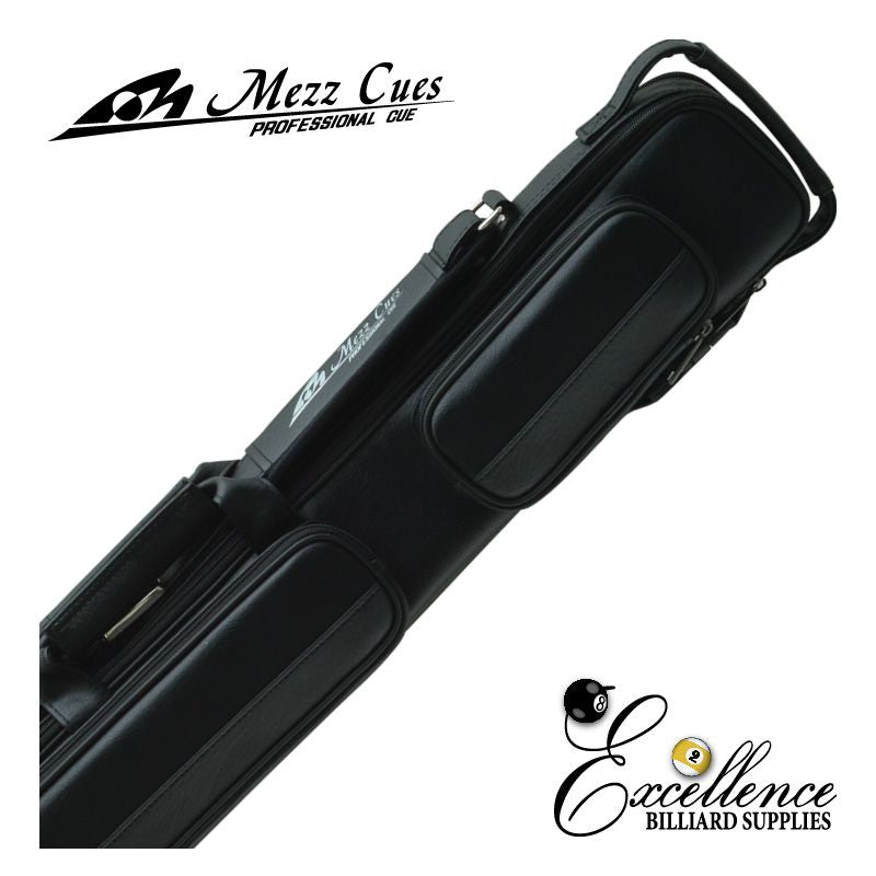 MZ-24 Mezz Cue Case (2 Butts, 4 Shafts) Soft Case