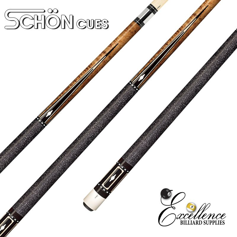 Schon Cues STL9 - Excellence Billiards NZL