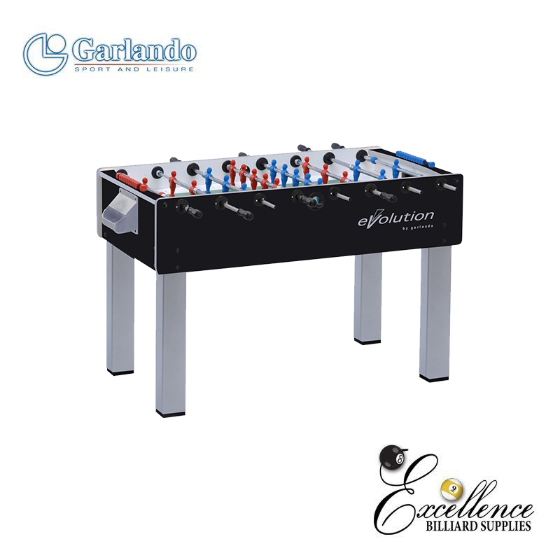 "Garlando Foosball Table  ""F200 - Evolution"" - Excellence Billiards"