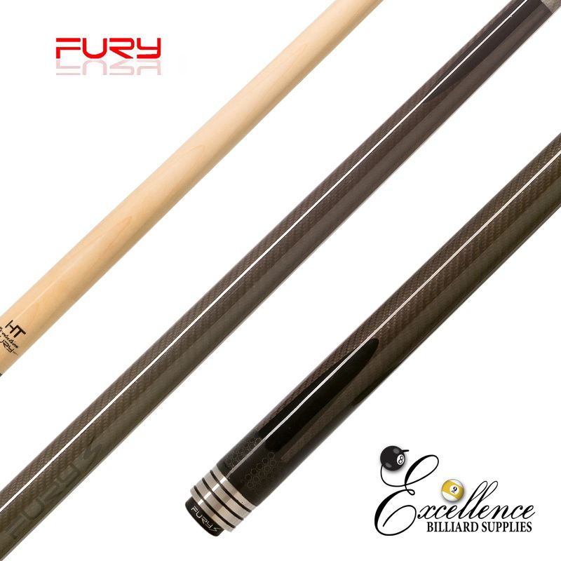 "FURY (FG-1) 58"" 2-PC POOL CUE - Excellence Billiards NZL"
