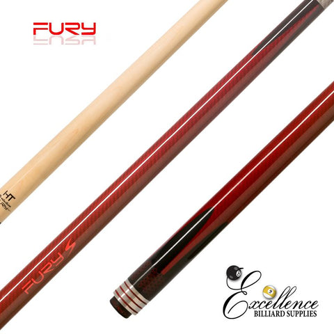 "FURY (FG-2) 58"" 2-PC POOL CUE - Excellence Billiards NZL"