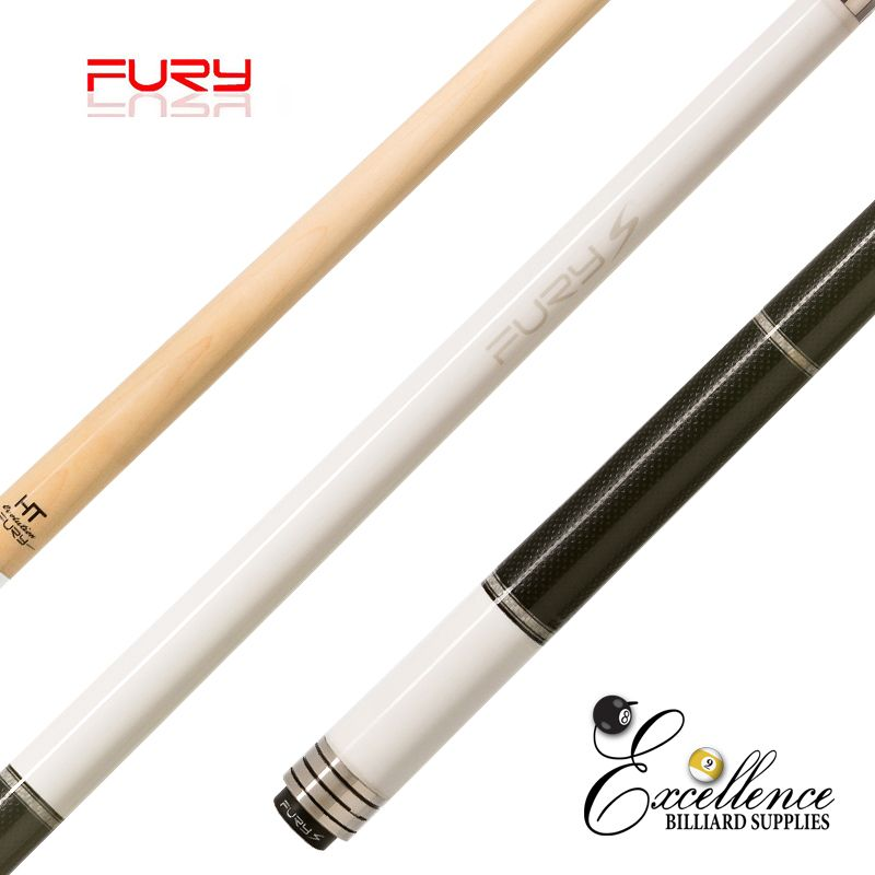 "FURY (FG-4) 58"" 2-PC POOL CUE"