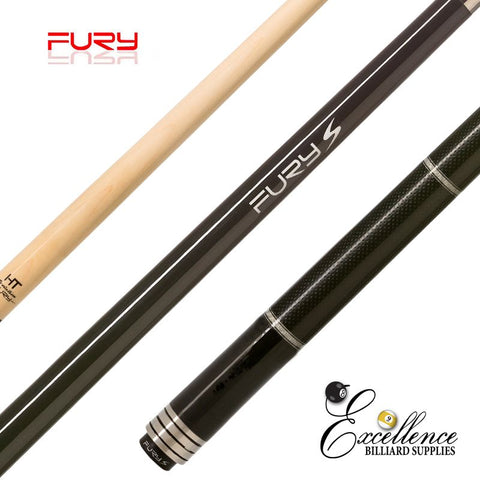 "FURY (FG-5) 58"" 2-PC POOL CUE"