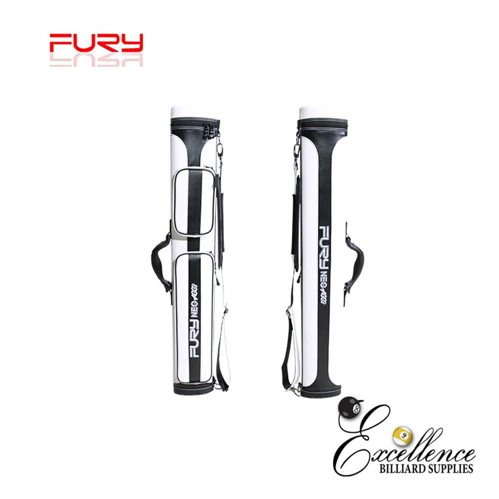 FURY 2x4 CASE - WHITE CARBON - Excellence Billiards NZL