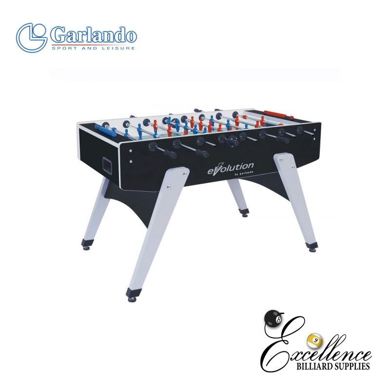 "Garlando Foosball Table ""G2000 Evolution"" - Excellence Billiards NZL"
