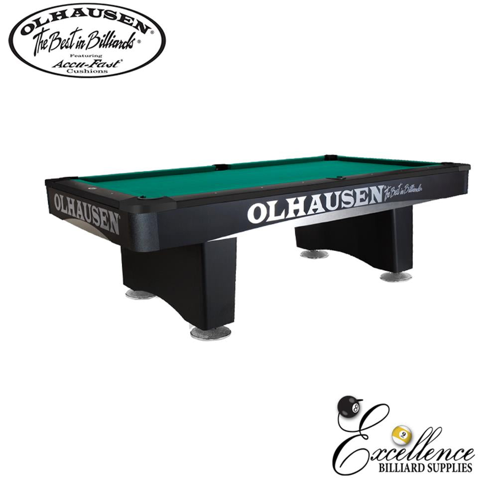 Olhausen Pool Table Grand Champion III  8' - Excellence Billiards NZL