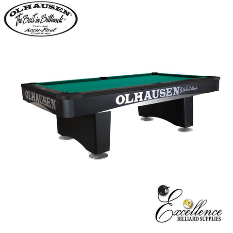 Olhausen Pool Table Grand Champion III  8' - Excellence Billiards