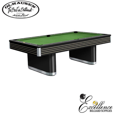 Olhausen Pool Table Heritage - Excellence Billiards NZL