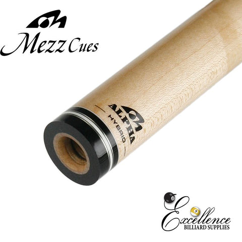 "Mezz Shafts Hybrid Alpha Wavy joint 30"" - Excellence Billiards"