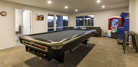 Excellence VIP Tournament 9' Pool Table - Pre Owned