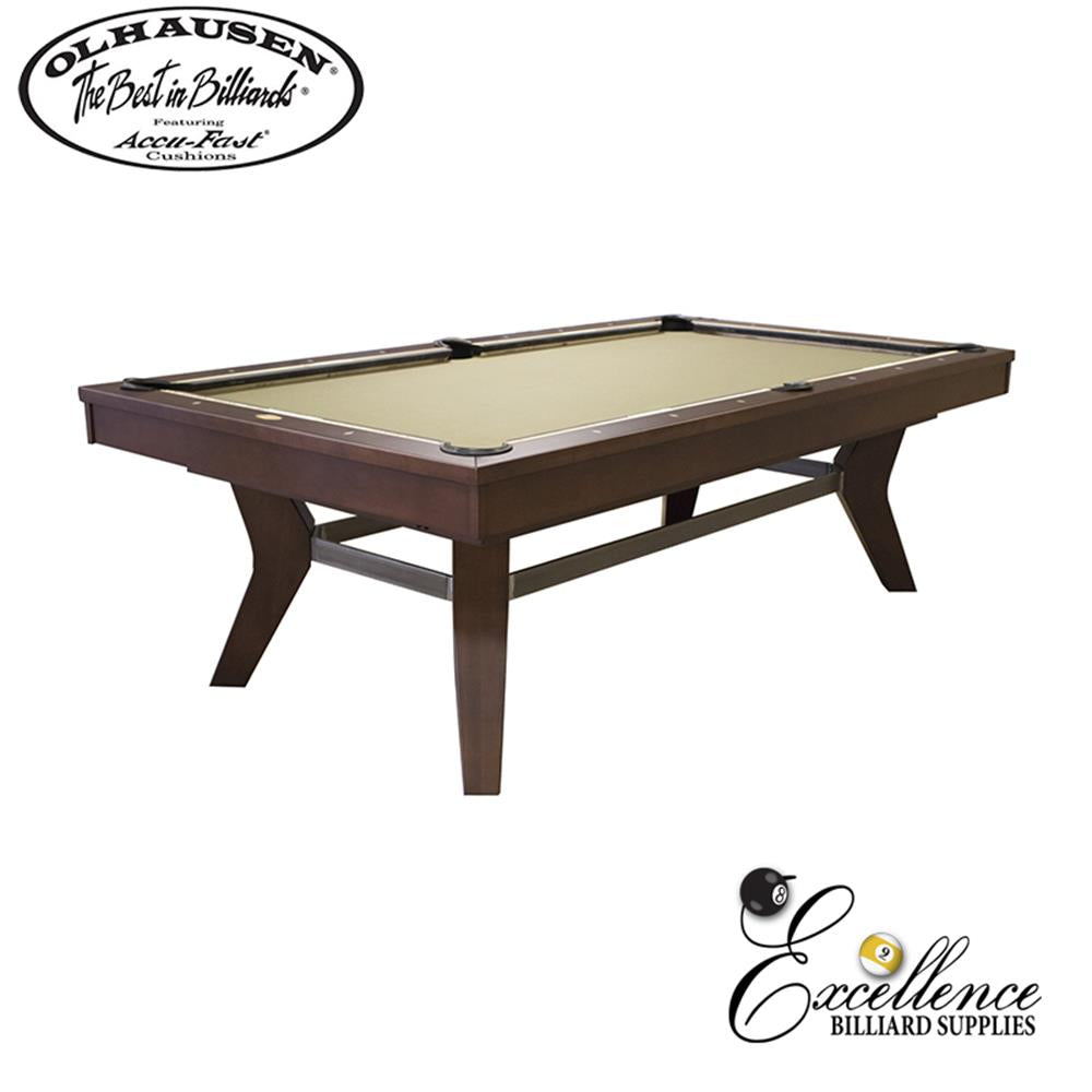 Olhausen Pool Table Laguna - Excellence Billiards NZL