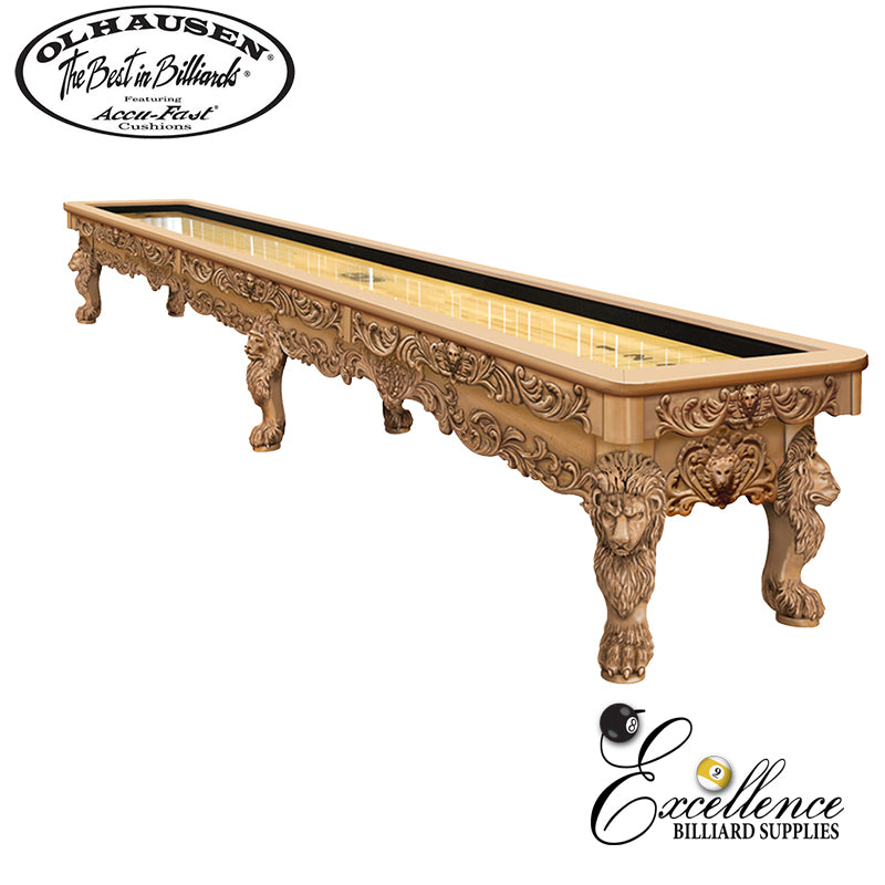 Olhausen - St. Leone - Excellence Billiards NZL