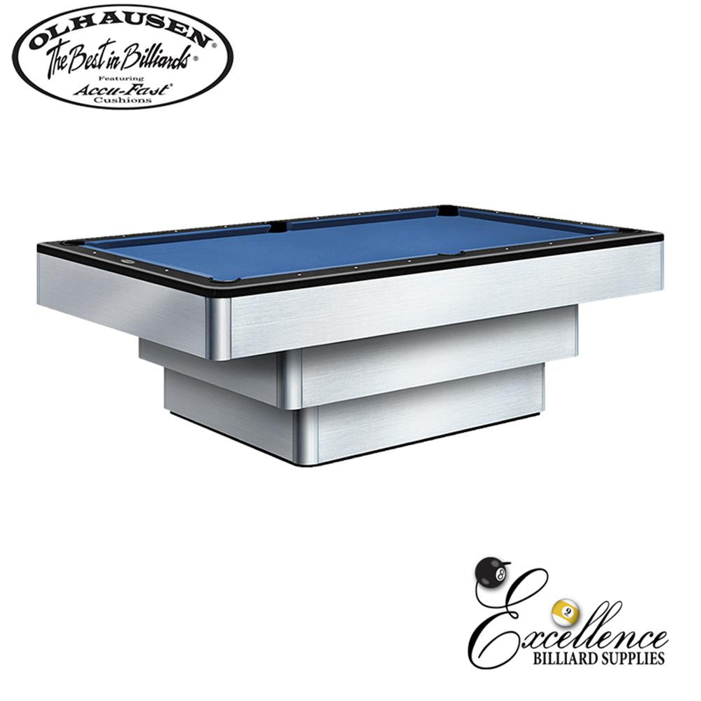 Olhausen Pool Table Maxim 8' - Excellence Billiards NZL