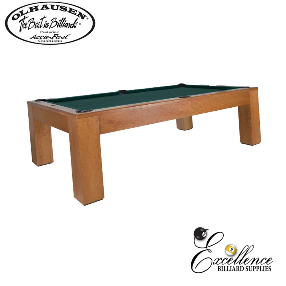 Olhausen Pool Table Madison 8' - Excellence Billiards