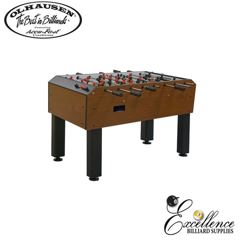 Olhausen Foosball - Madrid - Excellence Billiards NZL