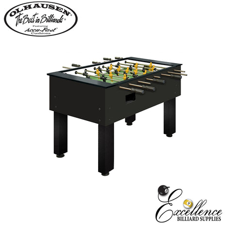 Olhausen Foosball - Manchester III - Excellence Billiards NZL