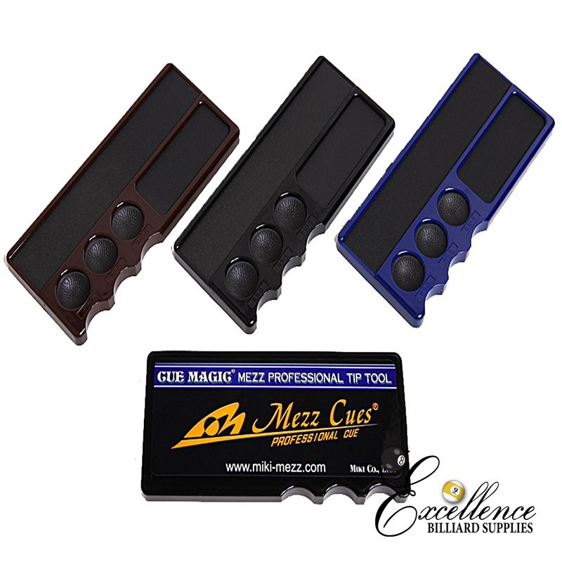 Mezz Professional Tip Tool - Excellence Billiards