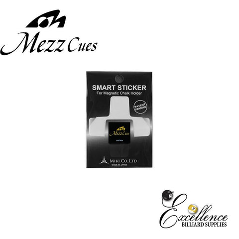 Mezz Smart Sticker - Excellence Billiards NZL