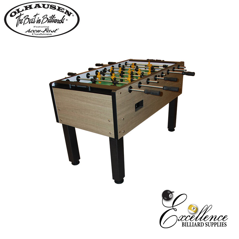 Olhausen Foosball - Milan - Excellence Billiards NZL