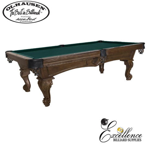Olhausen Pool Table Montrachet 8' - Excellence Billiards NZL