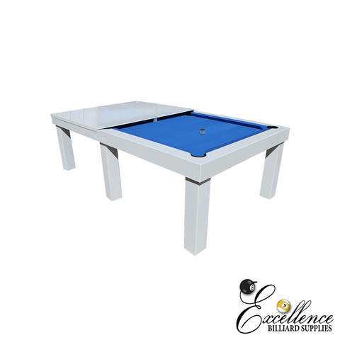 Mood Outdoor Slate Pool Table - Excellence Billiards NZL