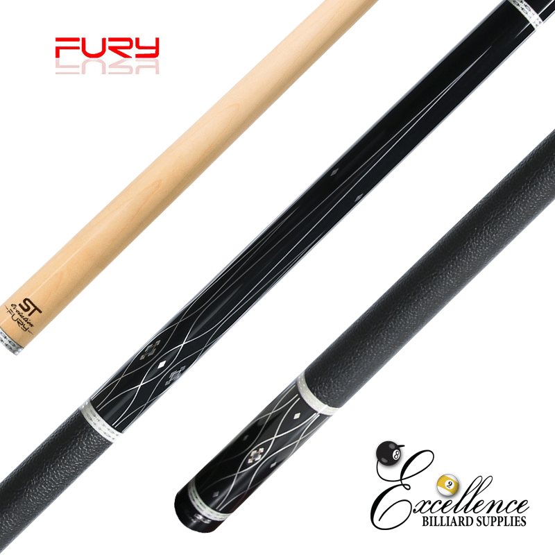 FURY (MS-2-L) - Excellence Billiards NZL