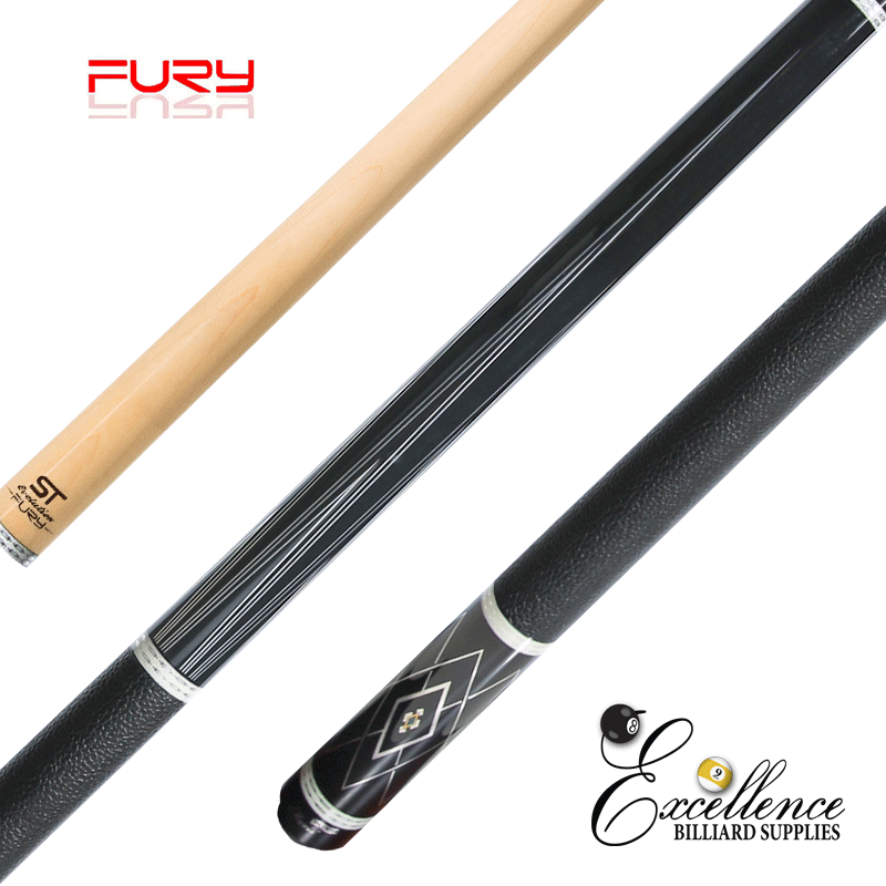 FURY (MS-3-L) - Excellence Billiards NZL