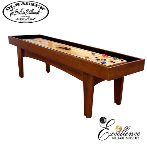 Olhausen - Pavillion - Excellence Billiards NZL