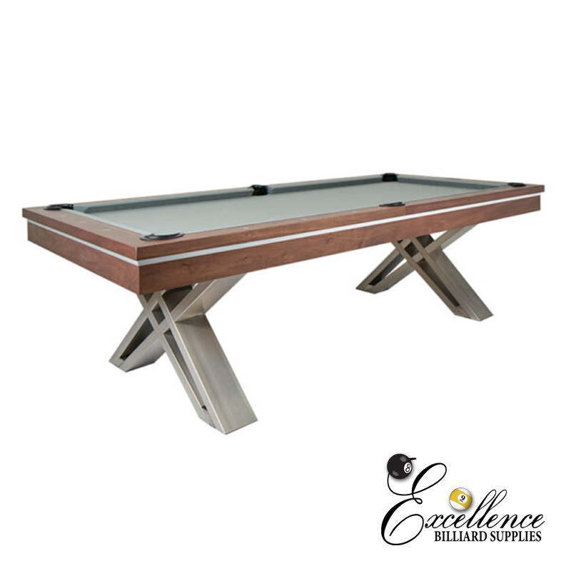8' Pierce Pool Table - Excellence Billiards NZL