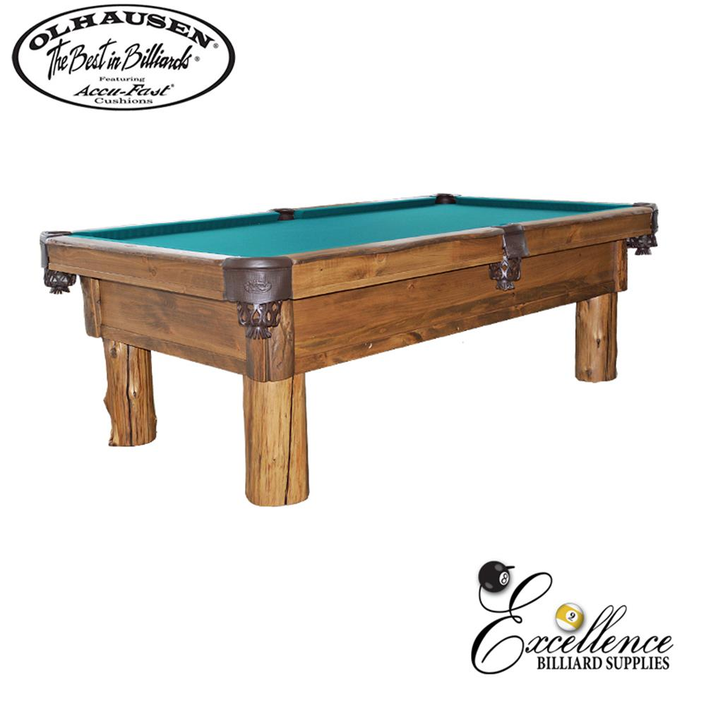Olhausen Pool Table Pinehaven