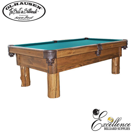 Olhausen Pool Table Pinehaven - Excellence Billiards