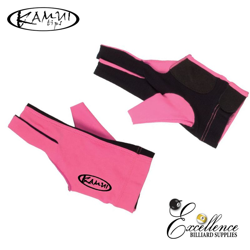 Kamui 'Pink Ribbon' Glove - Excellence Billiards
