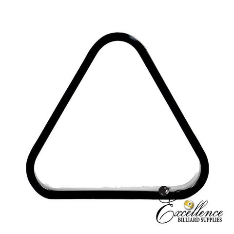 "2"" Plastic Triangle - Excellence Billiards NZL"