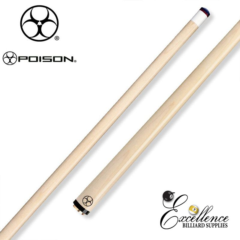 Poison Shaft Bullet Joint - Excellence Billiards NZL