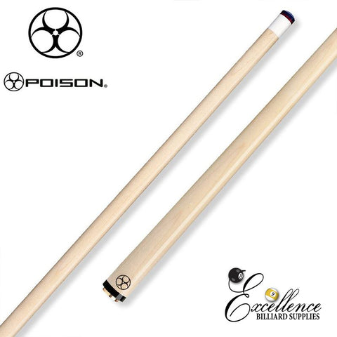 Poison Shaft Bullet Joint - Excellence Billiards