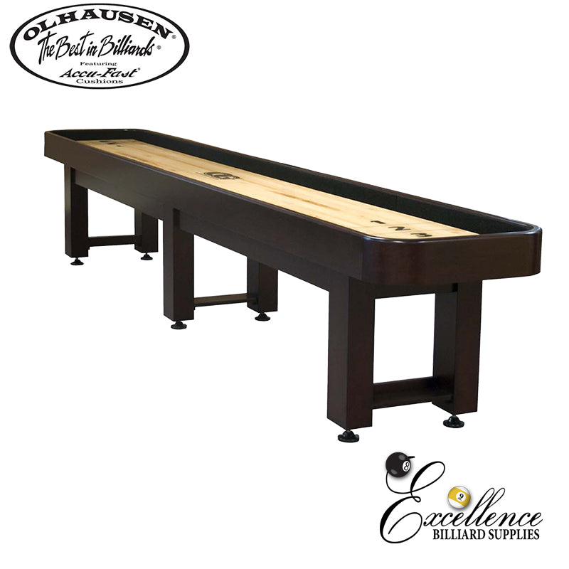 Olhausen - Portland - Excellence Billiards NZL