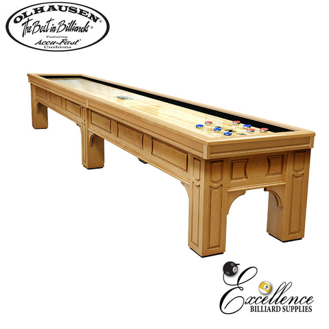 Olhausen - Remmington - Excellence Billiards NZL
