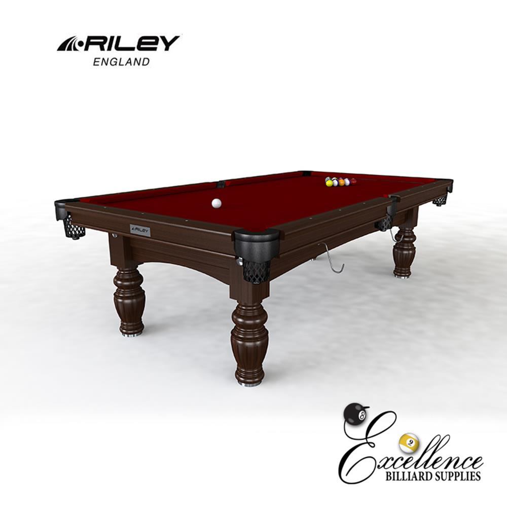 Riley Pool Table Aristocrat - Excellence Billiards