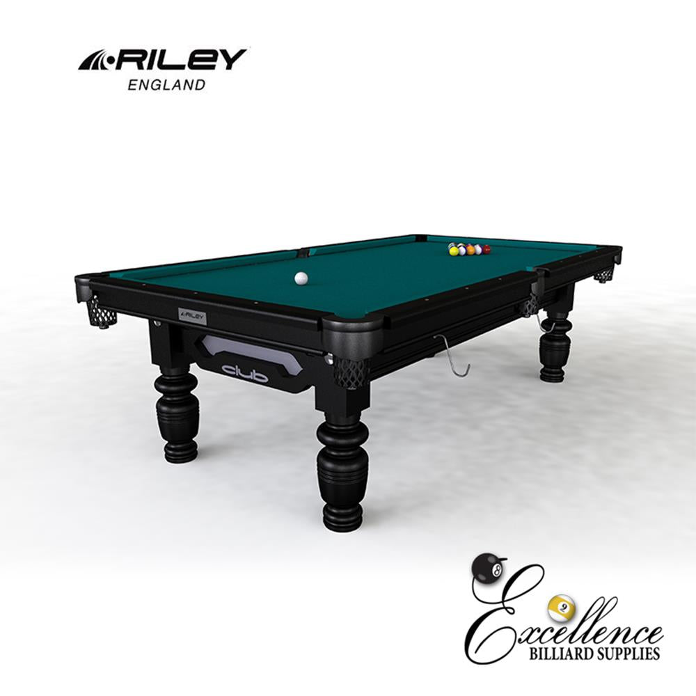 Riley Pool Table - Club - Excellence Billiards