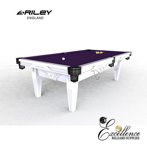 Riley Pool Table - Ray - Excellence Billiards NZL