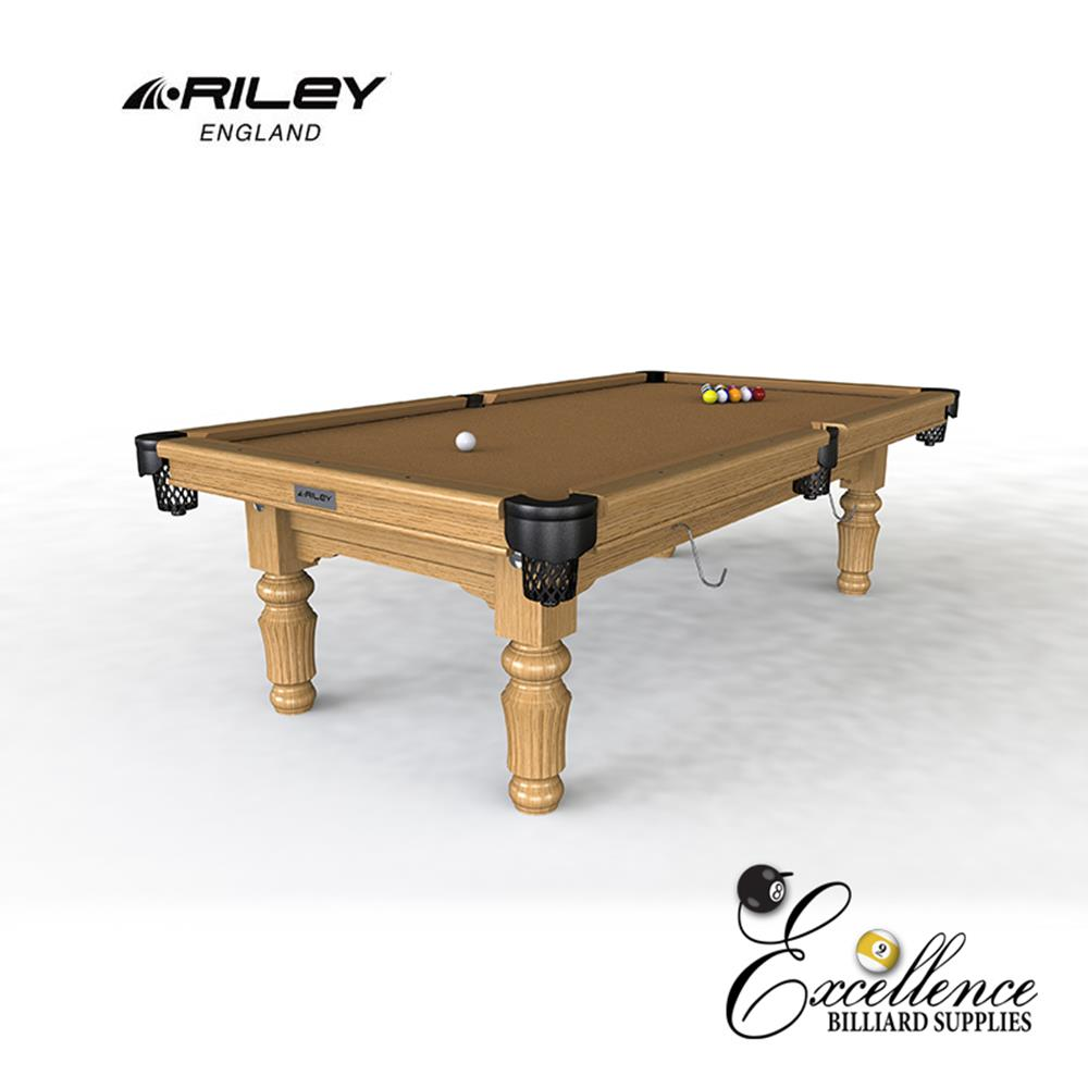 Riley Pool Table - Renaissance - Excellence Billiards