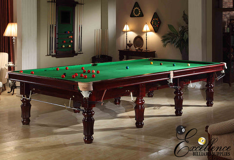 RILEY Renaissance - Snooker Table - Excellence Billiards NZL