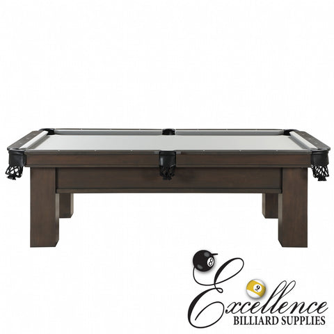 8' Rosario ll Pool Table (American Walnut Finish)