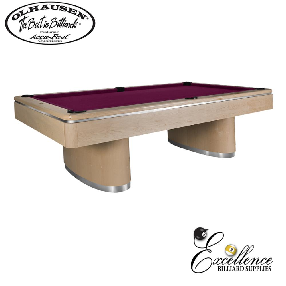 Olhausen Pool Table Sahara 8' - Excellence Billiards NZL