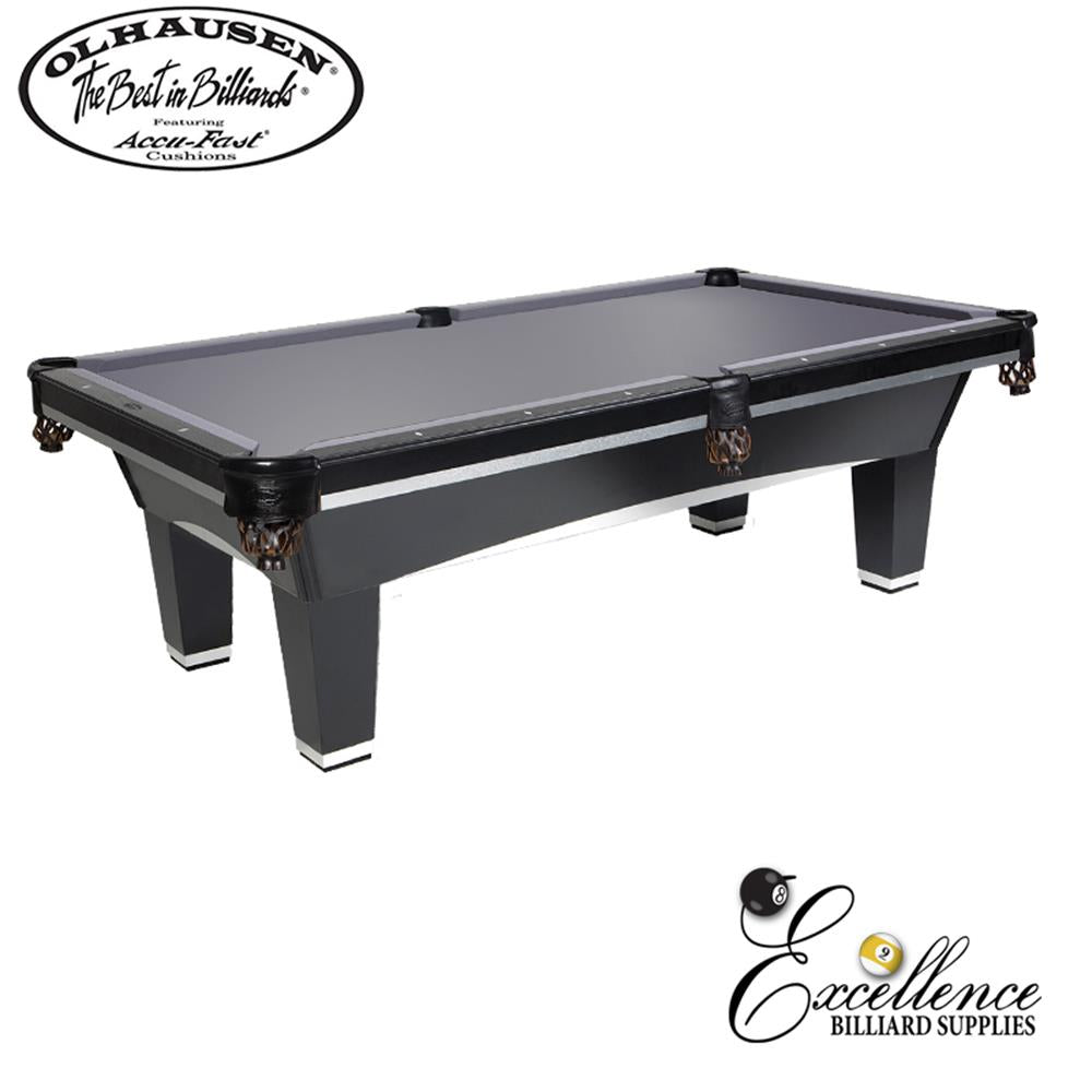 Olhausen Pool Table Sheraton III 8' - Excellence Billiards NZL