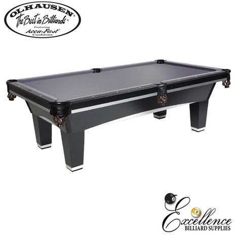 Olhausen Pool Table Sheraton III 8' - Excellence Billiards