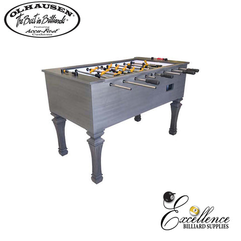Olhausen Foosball - Signature - Excellence Billiards NZL